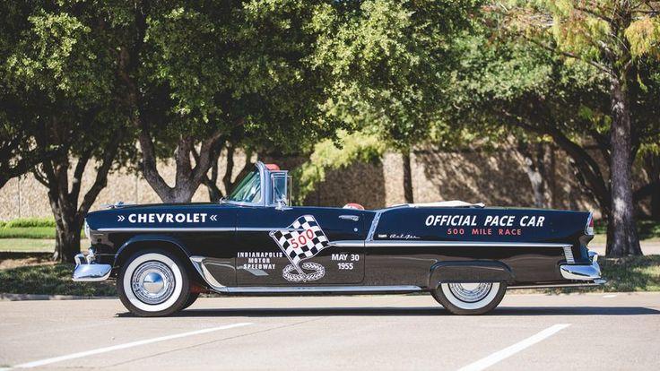 1955 Chevrolet Bel Air Convertible - 2