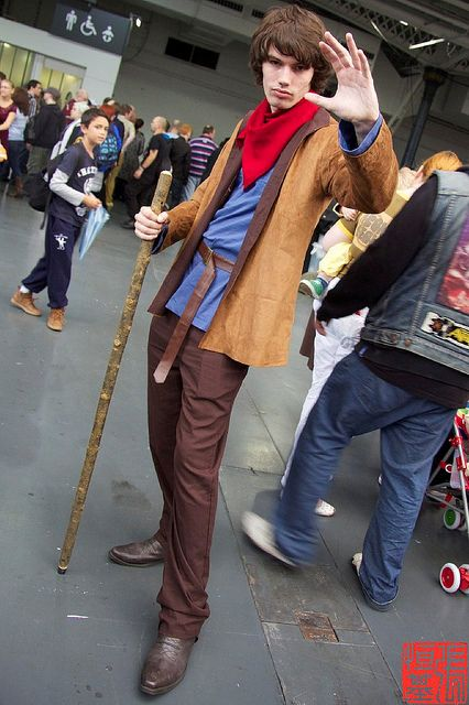 Merlin #cosplay | WLFCC 2013 I want this outfit!
