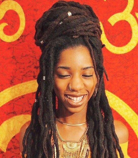 Rastafarian 2: 1000+ Ideas About Dreadlock Styles On Pinterest