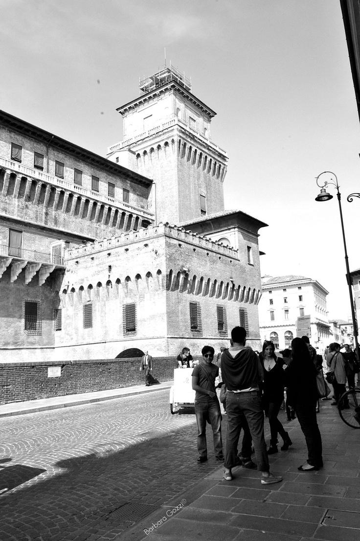 Castello (Ferrara), esterno #2 - Barbara Gozzi©