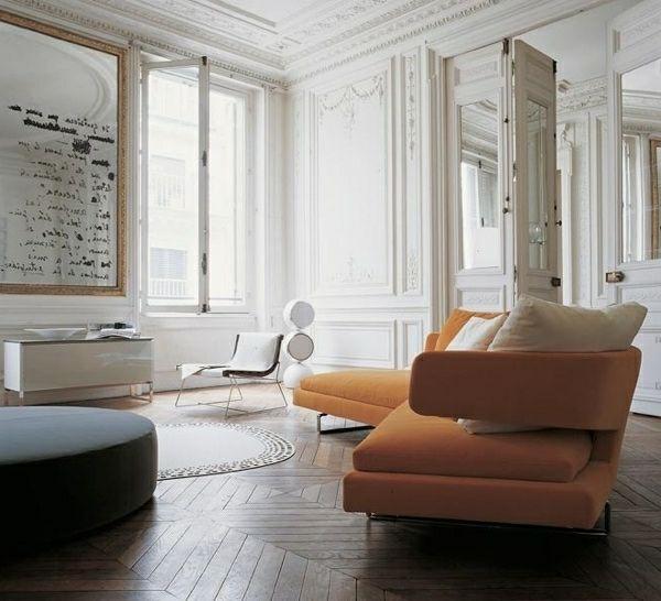 Die besten 25+ Urban chic Dekor Ideen auf Pinterest Innenräume - moderne deko wohnzimmer