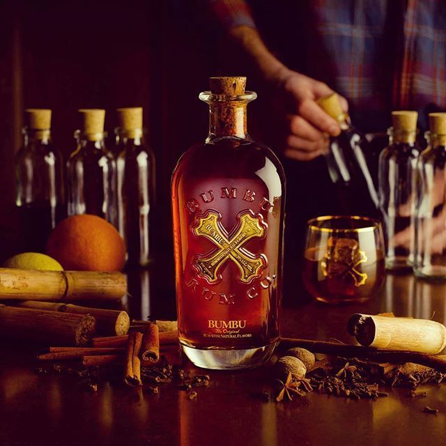 Coming soon to Canada. Bumbu. Named after the pirate's blend of spices. This rum is solera aged, low-alcohol and insanely smooth. Rum this smooth will blow your mind. Very unique product. Shows banana, sugar and spices on the palate. Good enough to be dessert.
