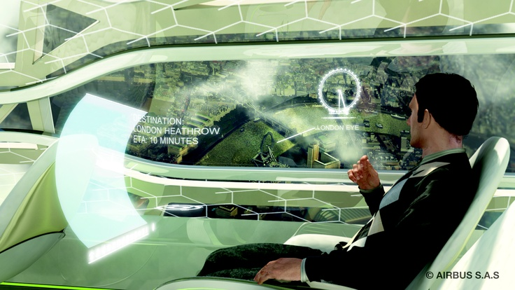 #Airbus #Concept #Plane - #London from cabin