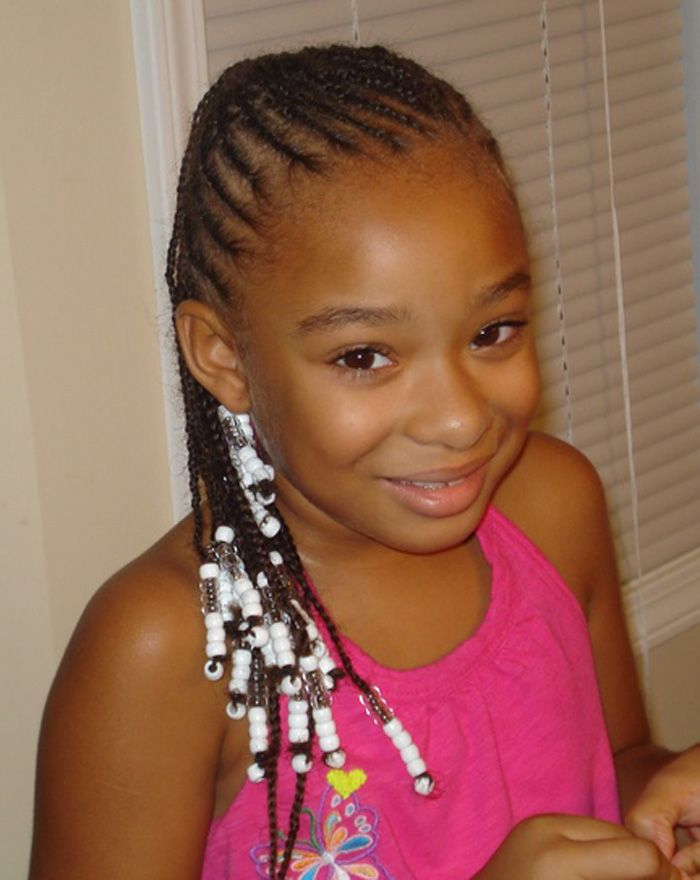 Braided Hairstyles For Black Hair Kids Http Wowhairstyle
