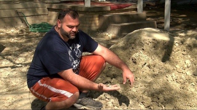 "One East Texas ""moran"" believes he found fossils from Noah's flood and a self-proclaimed fossil expert says he's right. http://www.kvue.com/news/state/tyler-man-claims-he-found-fossils-from-noahs-flood/86782724"