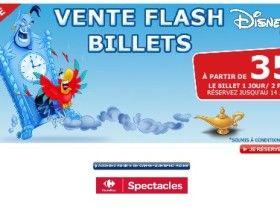 Profitez de cette vente flash jusqu'au 14 juillet 2013 pour partir au parc Disneyland pour pas cher.