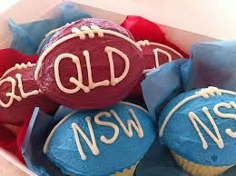Who will you be kicking it for in tonights game? #StateofOrigin