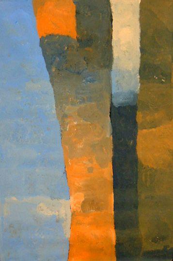 Kudditji Kngwarreye / Emu Dreaming 2006 178 x 119 cm