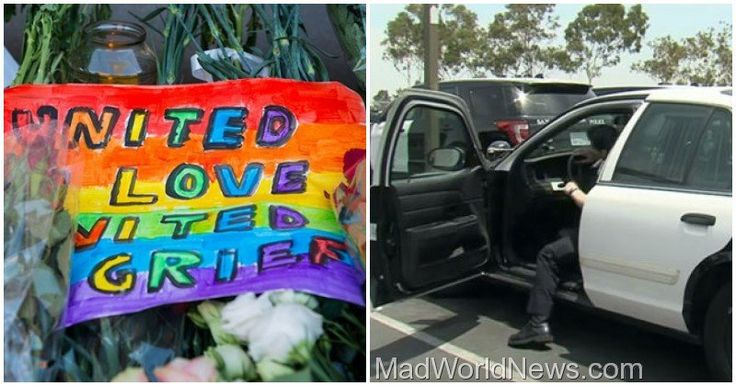 LGBT Group Threw Cop Out Of Event, Didn't Know Who They Were Messing With