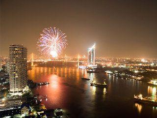 Bangkok, Thaiföld Montien Riverside Hotel***** 2015.március21.-28.  7 éjszaka, 2 felnőtt, standard szoba kétszemélyes ággyal, reggelivel: 2 db. voucher+79$ Foglalásához info:http://firefliestravel.wix.com/fireflies