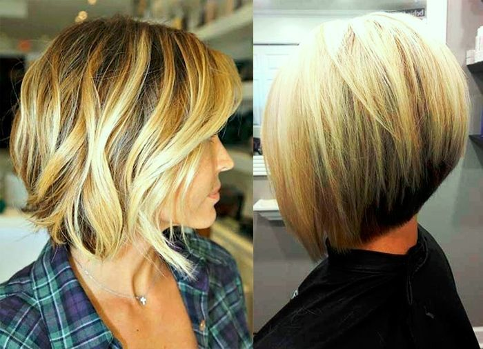 Trendiga korta frisyrer 50 foto: Trender 2016 frisyrer för kort hår | beautysummary