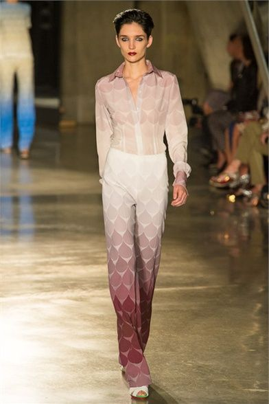 Jonathan Saunders - Spring Summer 2013 Ready-To-Wear - Shows - Vogue.it