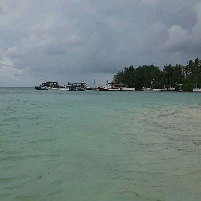 Menjangan Kecil  Island