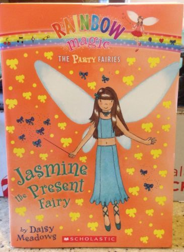 7 Rainbow Magic Series The Party Fairies Complete Set Of