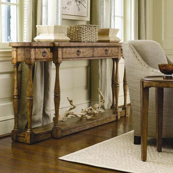 17 Best Images About Sofa Table On Pinterest
