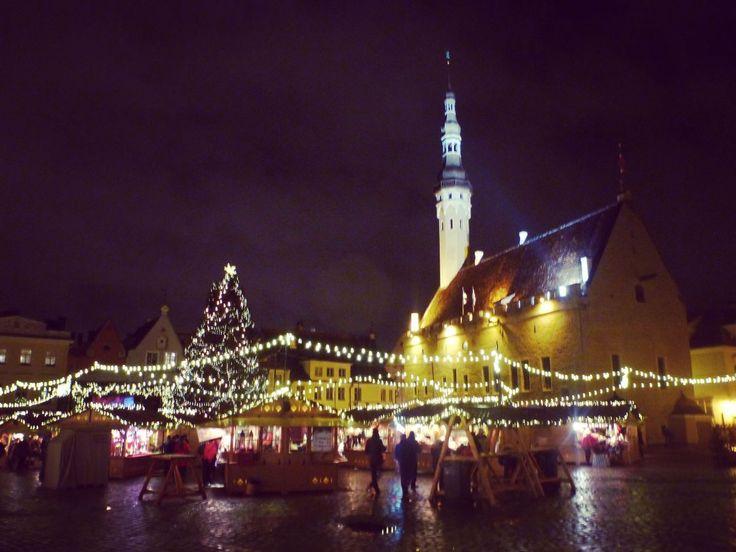 Tallinn December Interlude