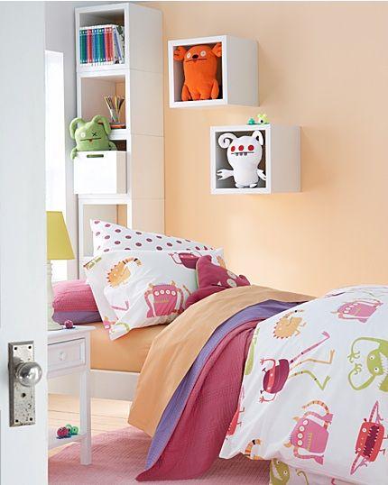 Girl Monster Bedroom Decor...Cute!