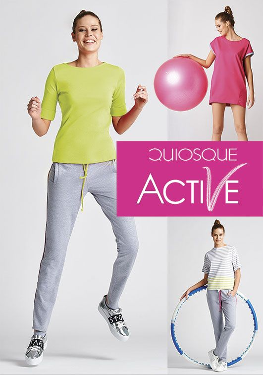 #quiosquepl #new #quiosqueactive #spring #ss15 #color #lifestyle #wellness #happiness