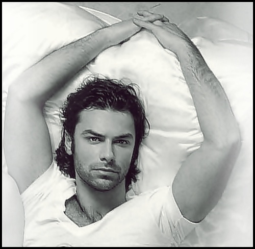 Aiden Turner...actually, you know what? Hotter as a dwarf...