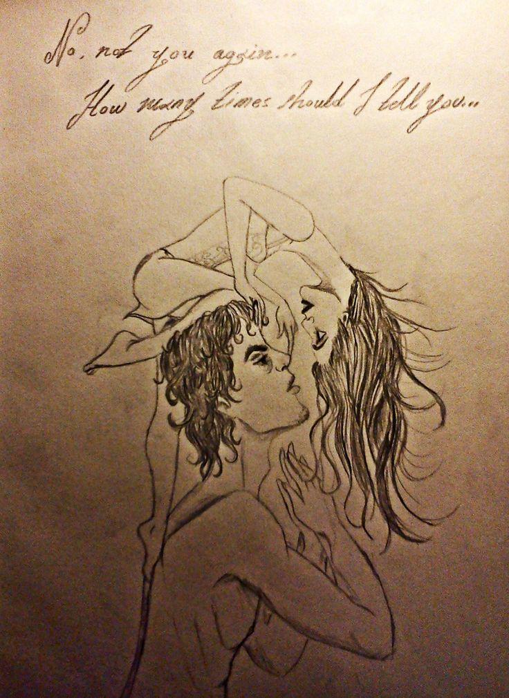 Αgain your soul is dancing around my mind...