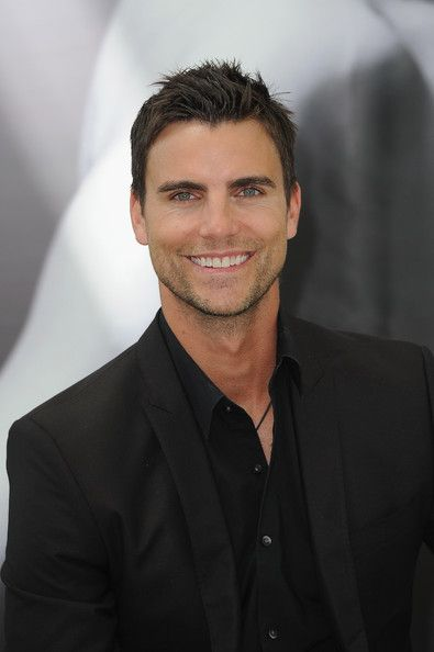 Colin Egglesfield- 'The Client List'