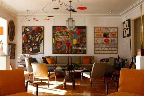 Eclectic Home Decor Entrancing With Beautifully Random Designs in Eclectic Home Decor Photos