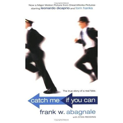 Catch Me If You Can by Frank W. Abagnale, alias Frank Williams, Robert Conrad, Frank Adams, and Robert Monjo, was one of the most daring con men, forgers, imposters and escape artists in history. Originally published in 1980