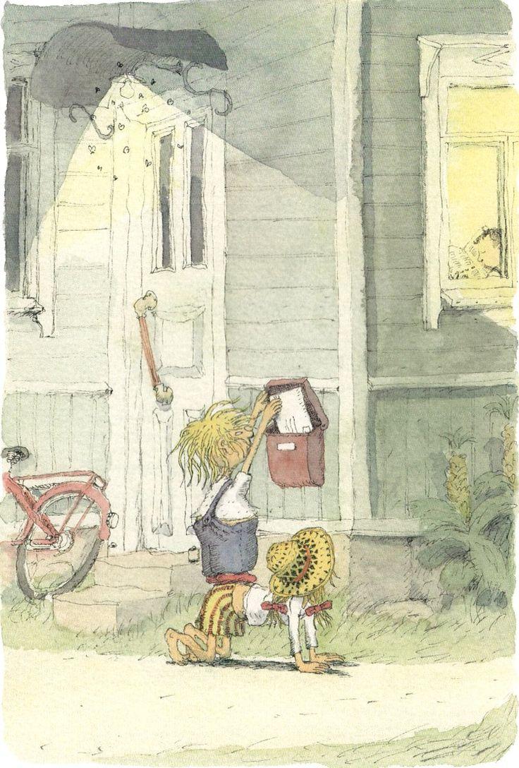 Markus Majaluoma's illustration.