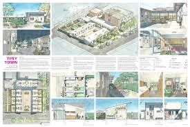 Image result for architecture affordable housing connected to park