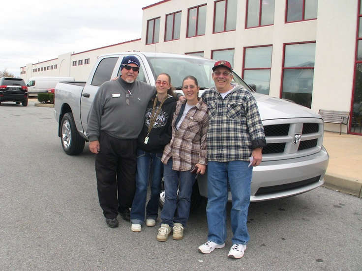 christina from coatesville purchased a ram 1500 from tony. Black Bedroom Furniture Sets. Home Design Ideas