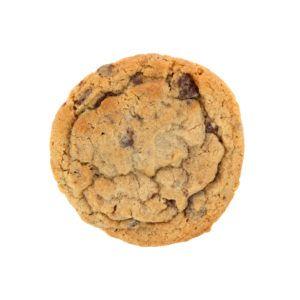 caramilk cookie - the cookie scoop