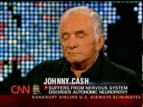 Larry King Live with Johnny Cash (2002) part 1 - http://alternateviewpoint.net/2013/12/09/news/in-video/larry-king-live-with-johnny-cash-2002-part-1/