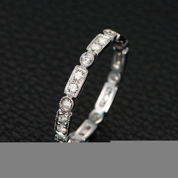 wedding vs eternity rings