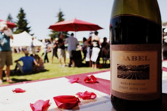 2005 Pinot Noir at the Marlborough Wine & Food Festival