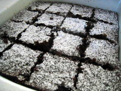 Delightful Brownies: CiCi's Brownie Recipe. I finally found it!! I could eat the WHOLE pan of these by myself!