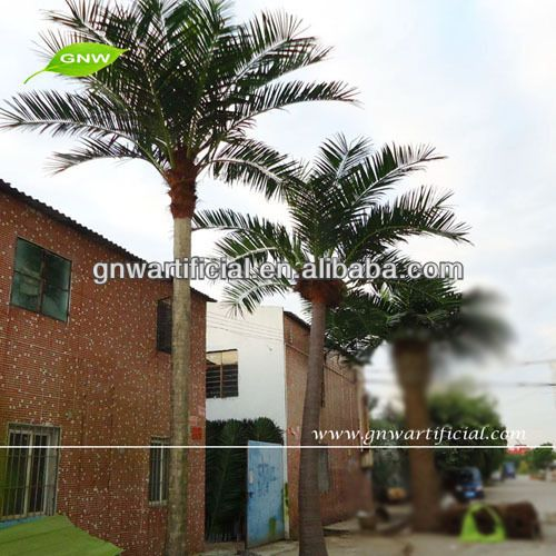 GNW 18ft High artificial palm tree for Park Decoration Indoor palm atificial palnt