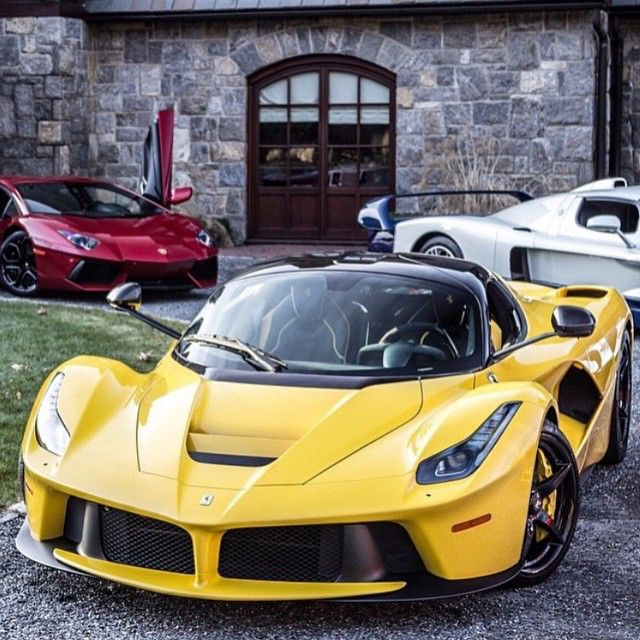 Luxury Cars: 17 Best Ideas About Exotic Cars On Pinterest