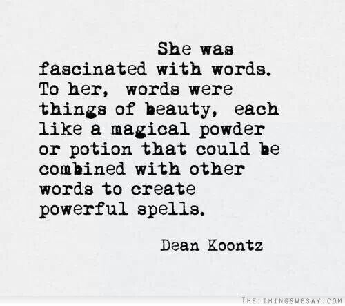 Poetry... This is one of my favorite pieces. I absolutely adore it.