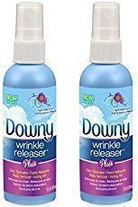 Downy wrinkle releaser for your formal outfit on cruise elegant evening and other cruise outfits. No iron, no problem! Get rid of wrinkles with a spray for wrinkle-free clothes or darn close! So make sure to put it on your cruise packing list! Cruise tips for your beach vacation or Caribbean vacation, cruise hacks. #cruisestips