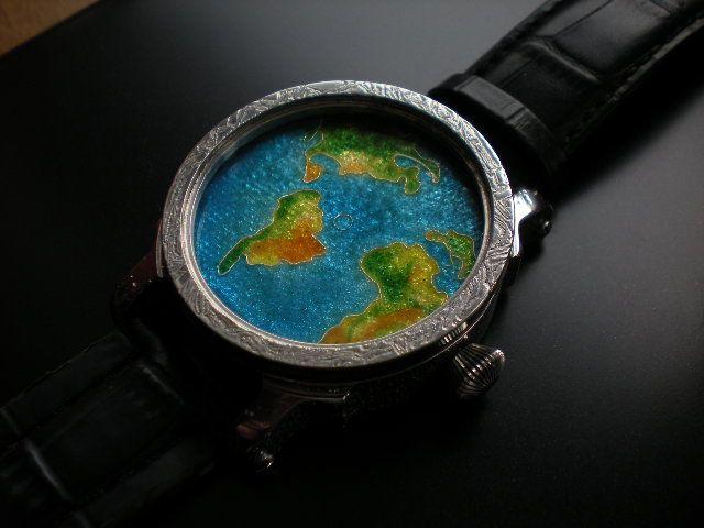 Enamel cloisonne. ( dial watch, icon, etc....) 9c2e9bd31857e4f8e139893b8ea2999b