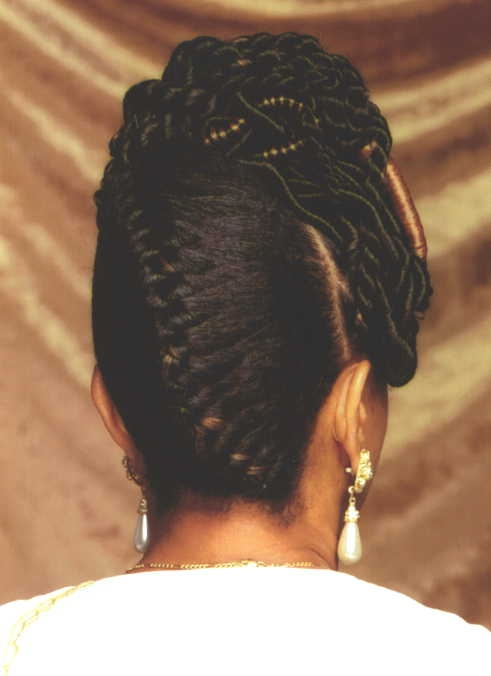 Silky Dreads & Culy Twists: Braids Hairstyles, Ethnic Hair, Hair Dressing, Hair Style, Hair Dresses