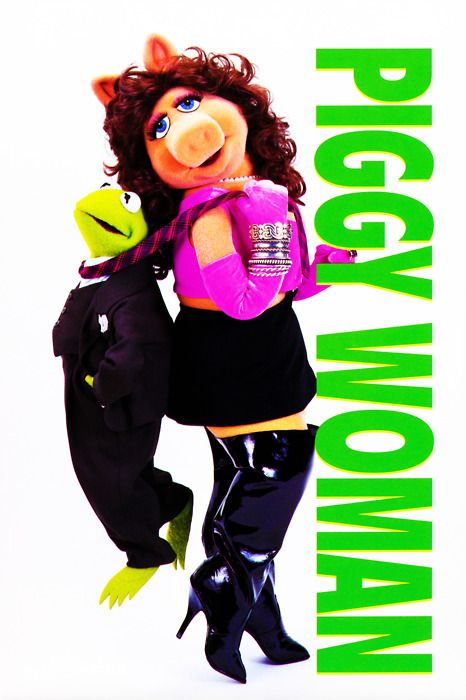 The Muppets - Piggy Woman - the-muppets Fan Art