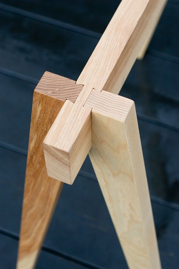 953 best wood joints images on pinterest woodworking for Table joints