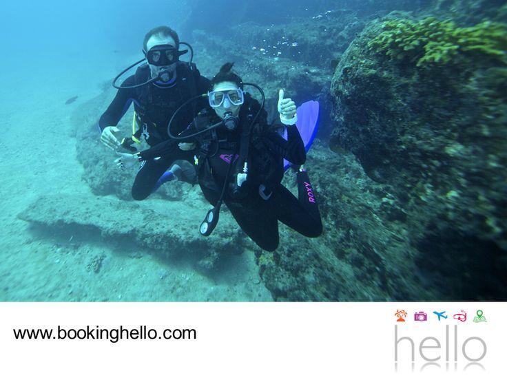 LGBT ALL INCLUSIVE AL CARIBE. Cancún, Cozumel y la Riviera Maya, son los mejores lugares del Caribe mexicano para bucear pero con la finalidad de preservar estos sitios, el número de visitantes tiene un límite y de esta forma, también ellos pueden disfrutar más su experiencia. En Booking Hello te recomendamos planear tu visita, para que no te pierdas la oportunidad de hacer buceo con tu pareja en este sorprendente lugar. #BeHello