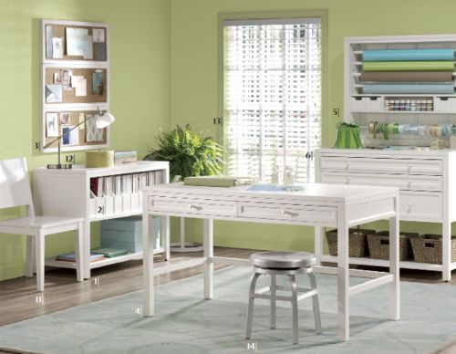 martha stewart craft room ideas from the martha stewart craft furniture collection 6904