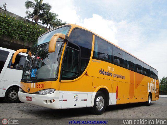 Ônibus da empresa UTIL - União Transporte Interestadual de Luxo, carro 13601, carroceria Marcopolo Paradiso G6 1200, chassi Mercedes-Benz O-500RS. Foto na cidade de Belo Horizonte-MG por Ivan caldeira Moc, publicada em 04/05/2011 16:40:38.