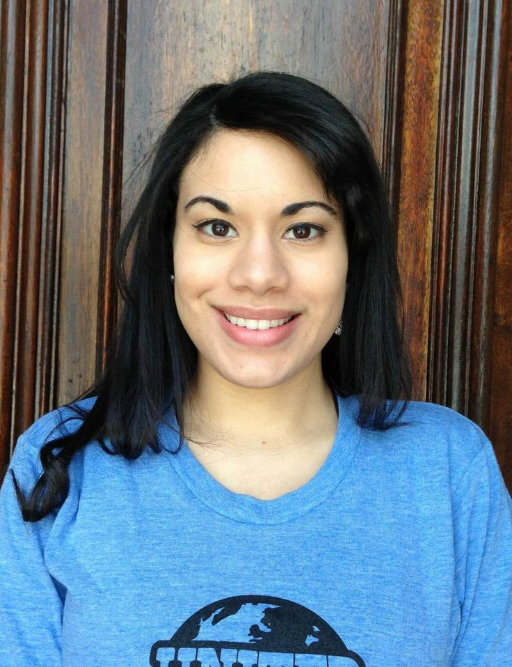 Jinexa is our Short-Term Coordinator. She works with volunteers travelling to Africa, Romania, Chile and Ecuador. #teamUP