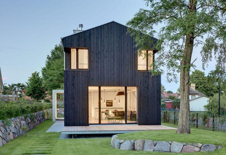 Resultado de imagen para fachadas con chapa ondulada modernas
