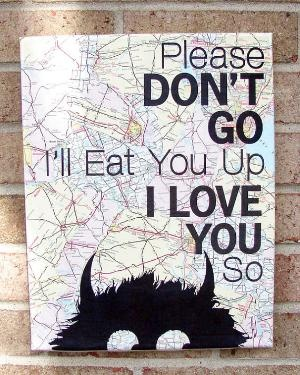 Where the wild things are<3