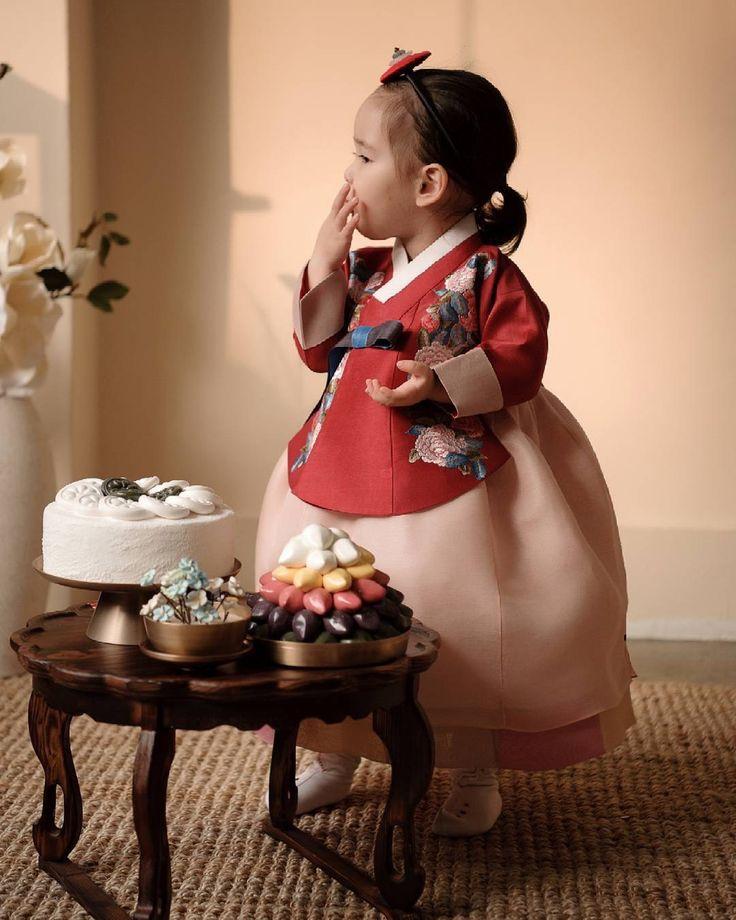Hanbok for Girls